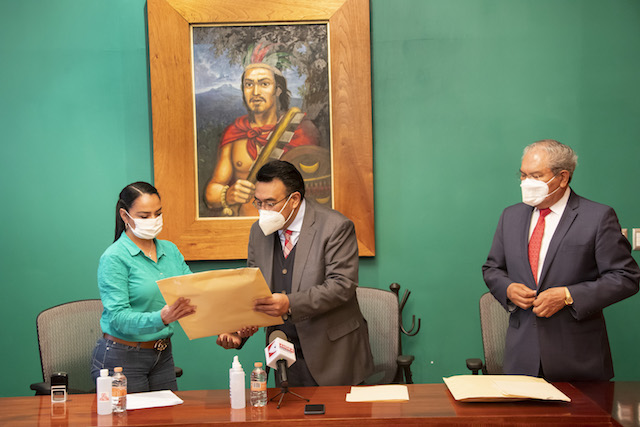 Desde Tlaxcala: Ejecutivo del estado envía al congreso local ternas para elegir magistrados del TSJE