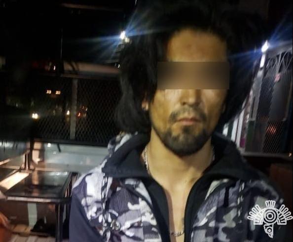 Es la policía estatal, no la del ayuntamiento, la que atrapó a uno de los principales narcomenudistas de Tehuacán