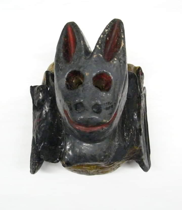 Máscaras de animales fantásticos