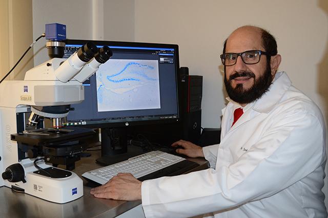 Reconocen ciencia de la BUAP en prestigiosa publicación neurocientífica