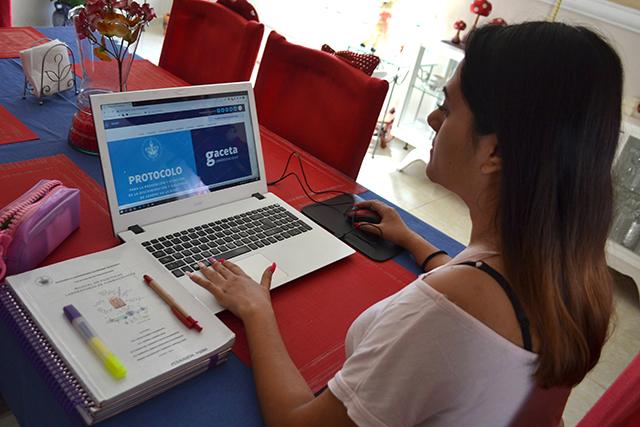 BUAP reanuda actividades académicas en línea este 4 de enero