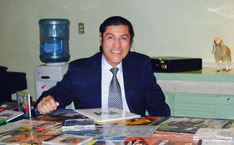Murió Mario Gutiérrez, fundador de Los Ángeles Negros
