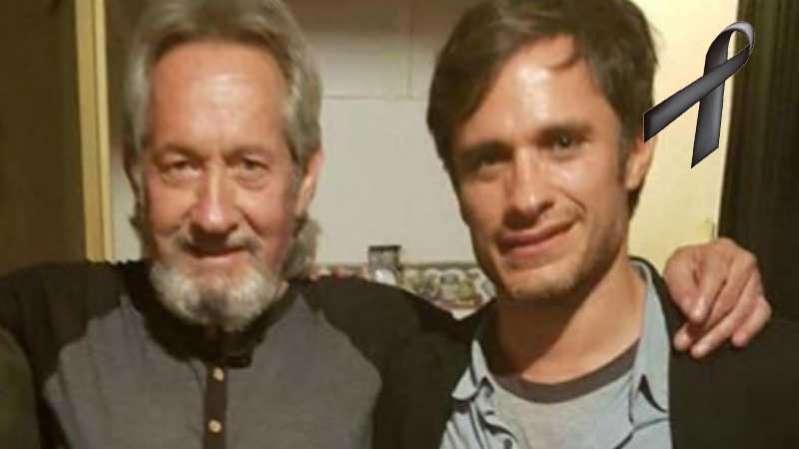 Fallece papá de Gael García, José Ángel García a los 62 años