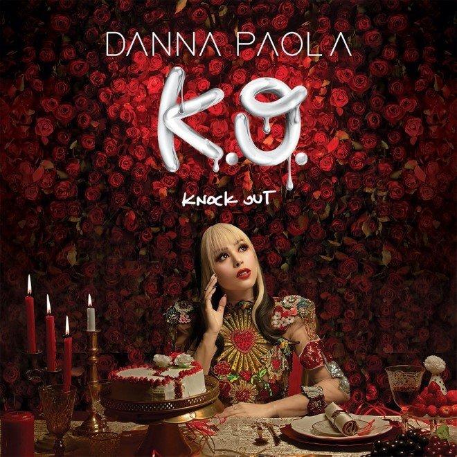 """Danna comienza el 2021 con el lanzamiento de su álbum """"K.O"""" (""""Knockout"""")"""