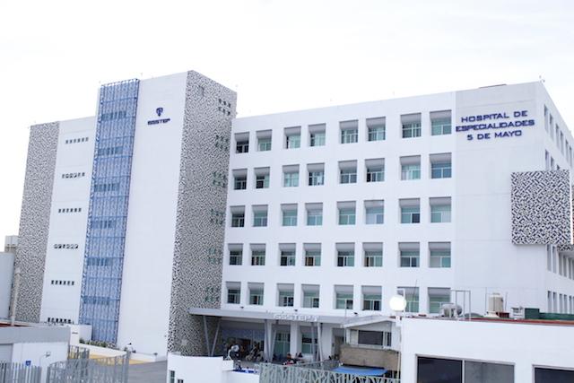 Brindará ISSSTEP servicio de urgencias y atención hospitalaria el 1 de febrero