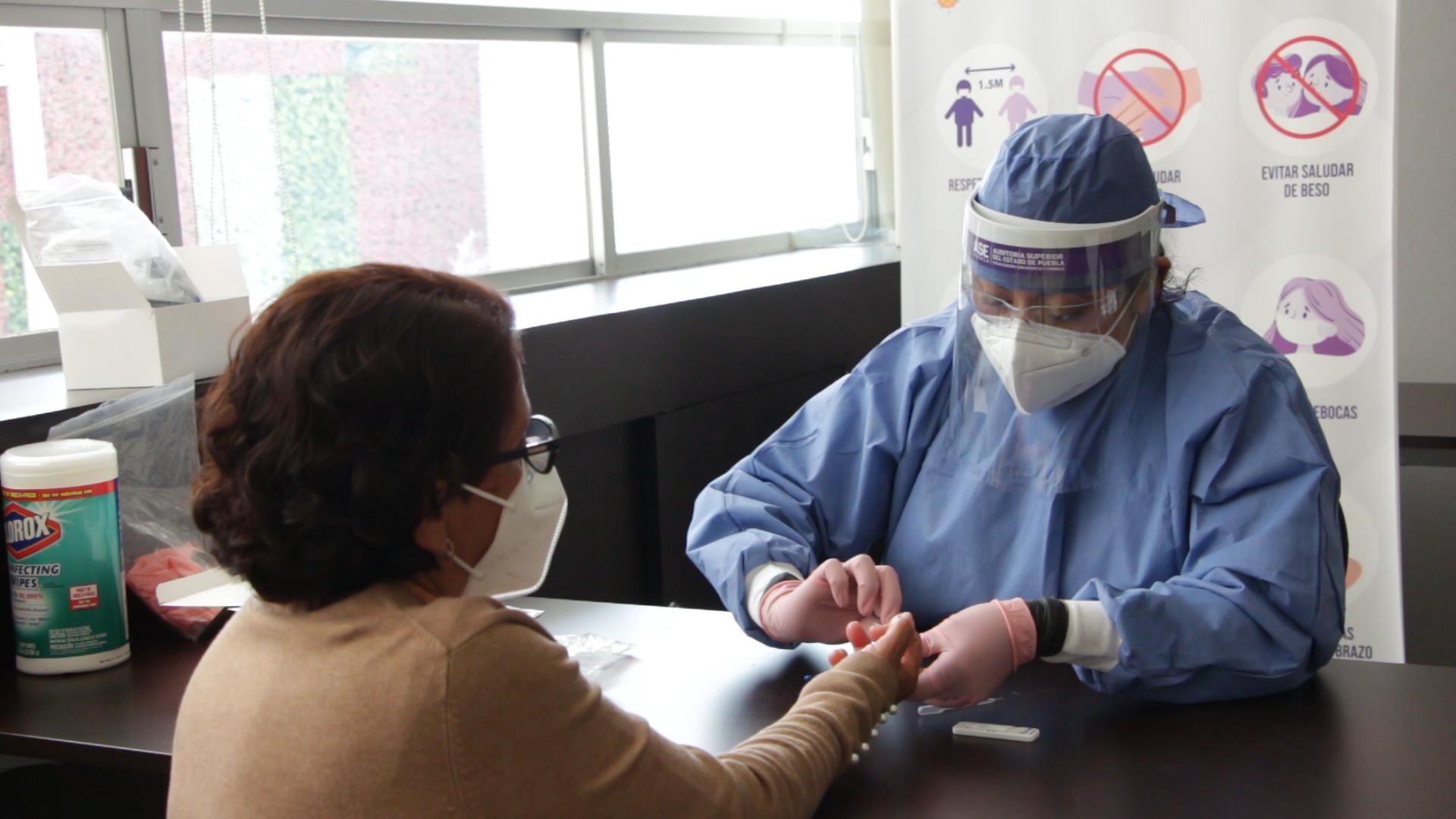 La ASE reforzó e incremento medidas para evitar contagios por COVID-19