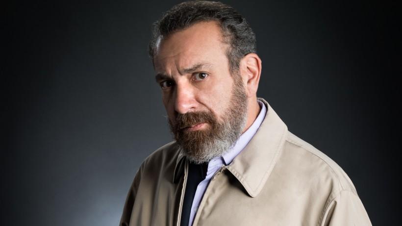 """El primer actor Hernán Mendoza platica sobre su personaje José Luis Velasco en """"Imperio de Mentiras"""""""