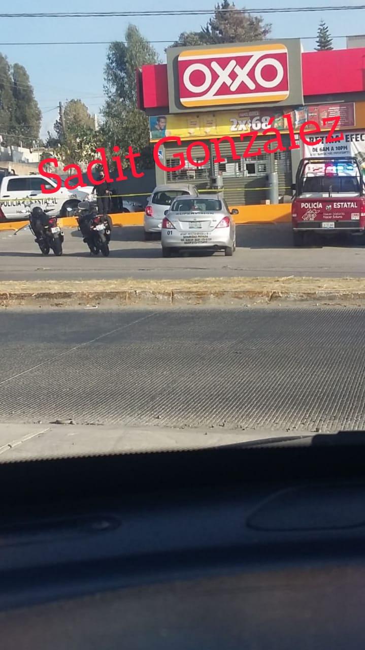 Cuatro rateros asesinan a guardia del Oxxo en la colonia San Ramón