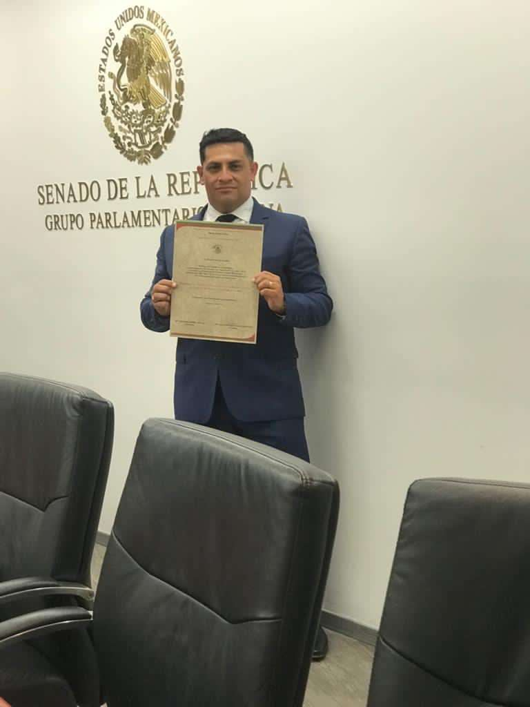 TEPJF tumbó la designación de Fredy Erazo como magistrado del Tribunal Electoral del estado