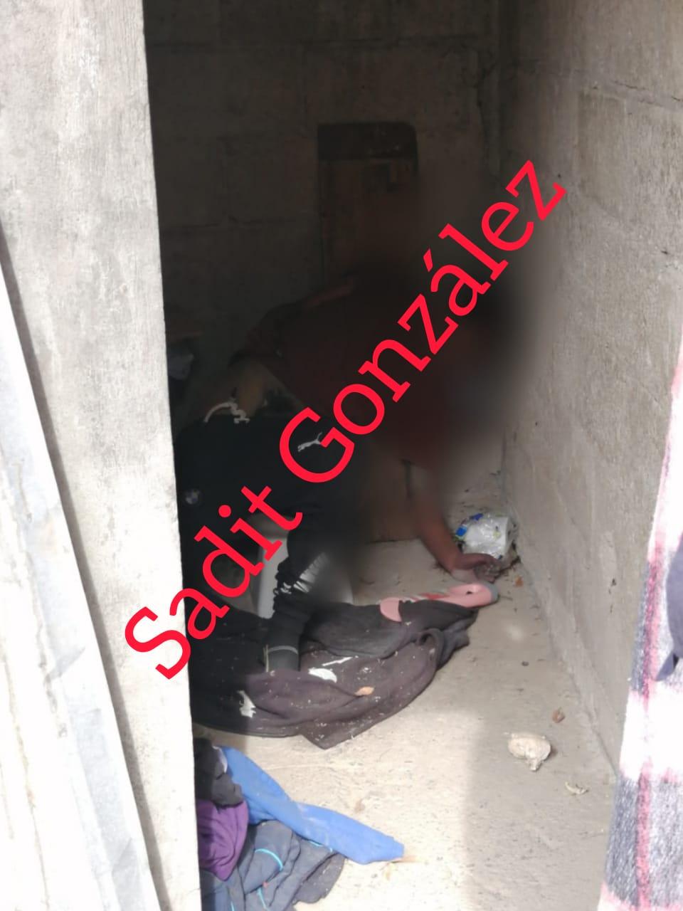 Hallan sin vida a un adolescente en San Pablo Xochimehuacán.