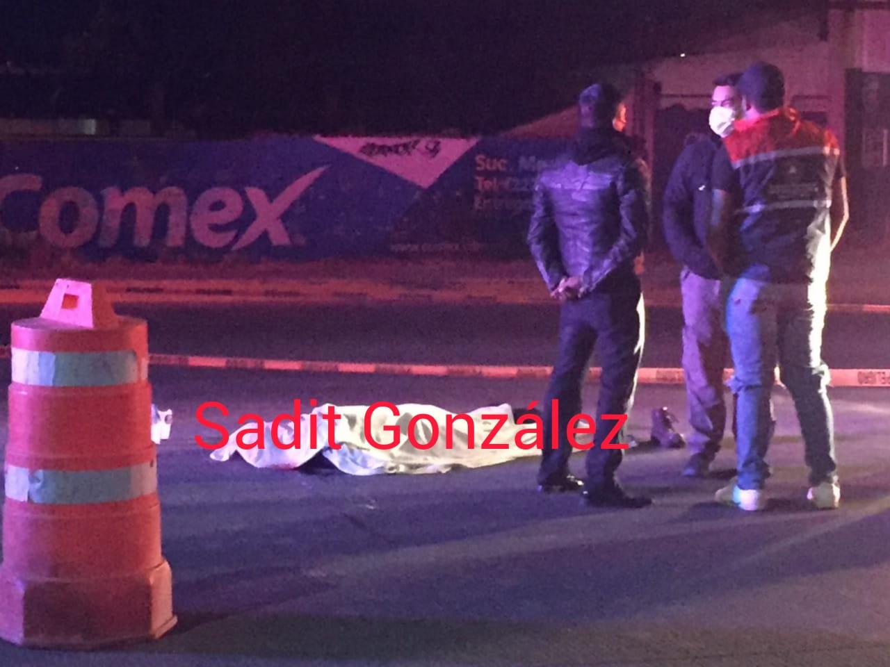 Atropellan y matan a hombre en Mendizábal en la federal a Tehuacán