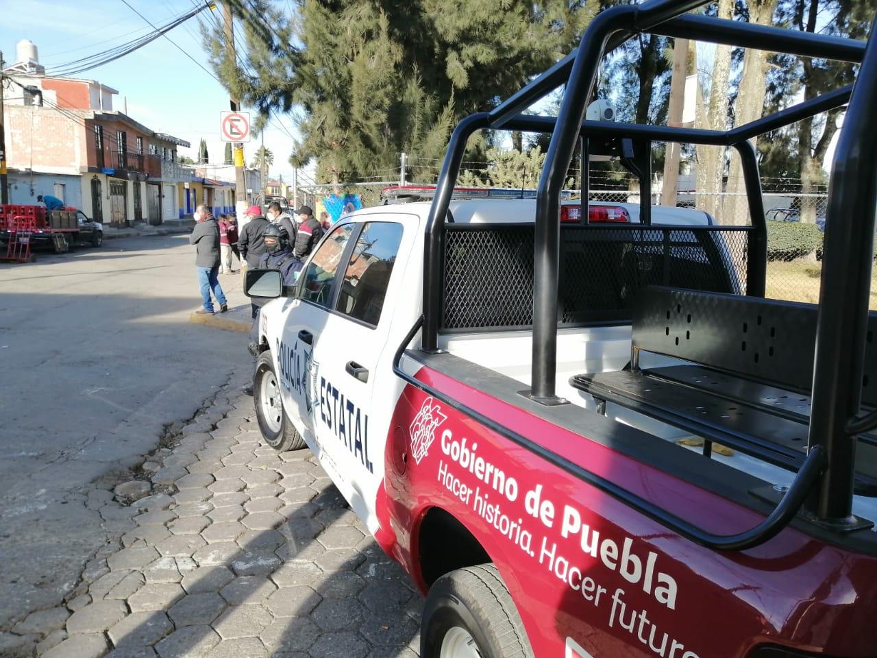 A 5 días de que se cumpla el decreto del gobierno estatal, finalmente el ayuntamiento de Amozoc impidió la instalación del tianguis de Antorcha Campesina