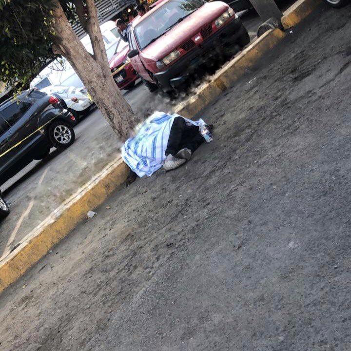 Fallece hombre de 25 años alrededor del mercado Morelos