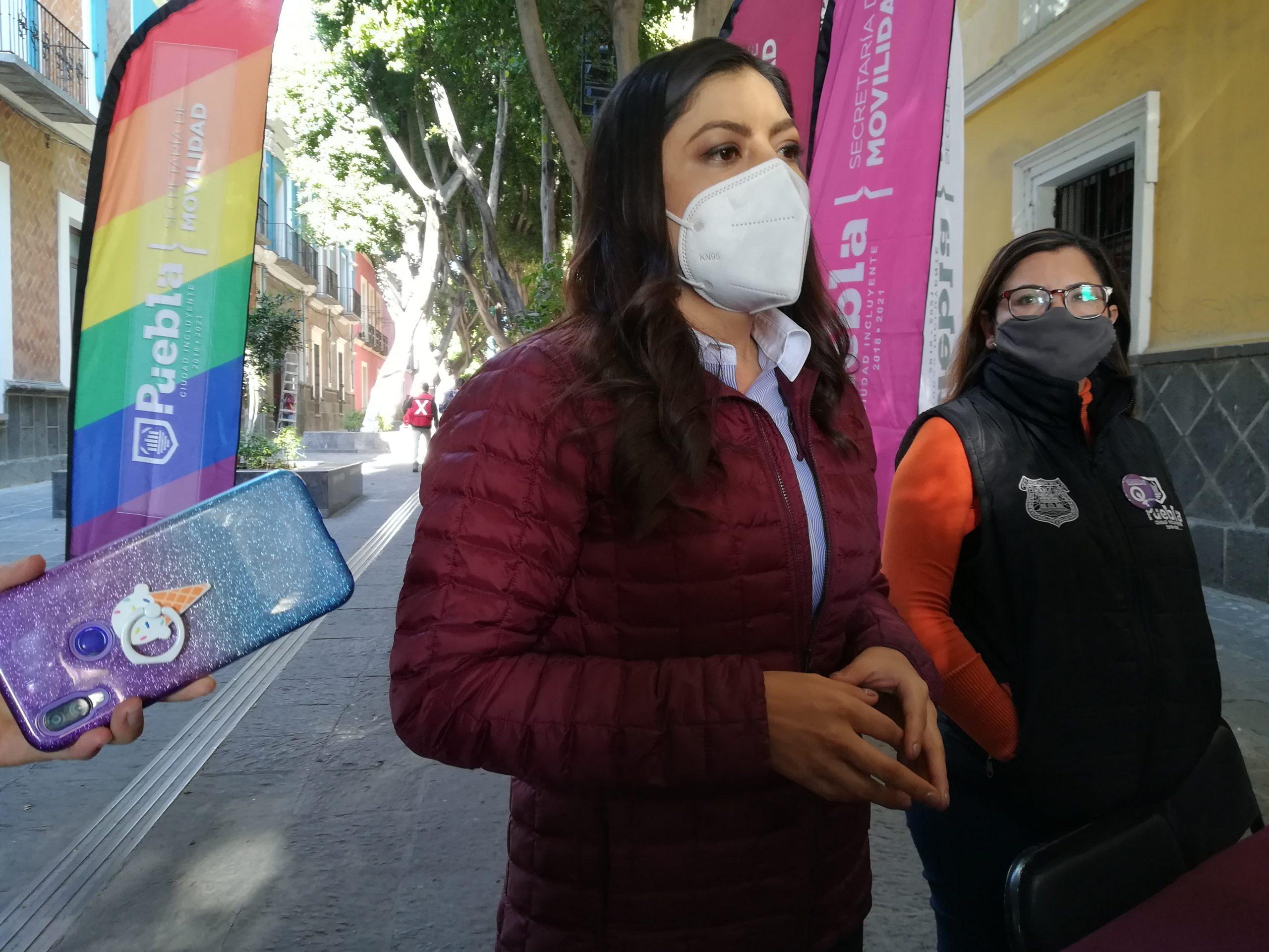 Video desde Puebla: Claudia Rivera confirma que buscará la reelección