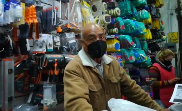 Baja 50% la venta de productos de limpieza, reportan comerciantes