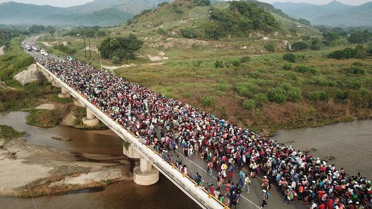 Las caravanas de personas migrantes se reactivarán con Biden: investigador