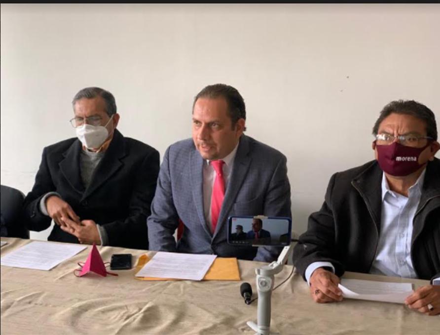 """""""No aceptaremos imposiciones en Morena"""": Alejandro Carvajal"""