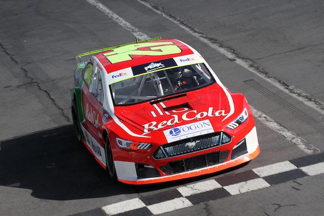 Juan Manuel González capitaliza campaña de aprendizaje 2020 en Daytona