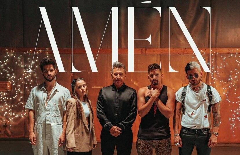 """Los Montaner hablan sobre el éxito global que ha resultado """"Amén"""""""