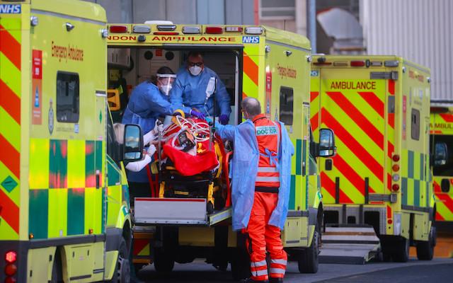 Reino Unido rompe el récord de nuevos contagios de Covid- 19 con casi 58 mil casos en un solo día