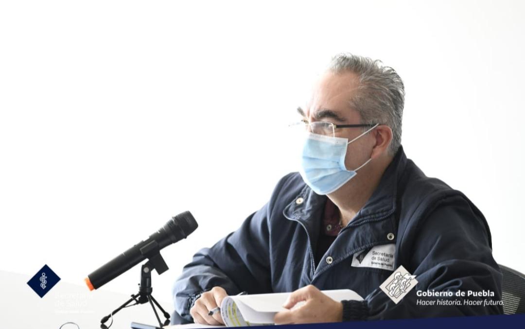 Se rebasan en Puebla los mil hospitalizados por coronavirus: Salud
