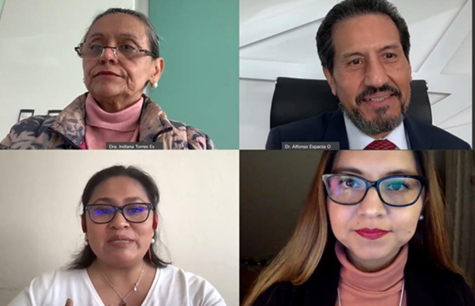 Inaugura Rector Alfonso Esparza 1er Encuentro Internacional sobre Biomedicina