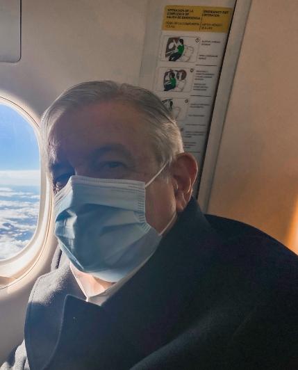 El presidente Andrés Manuel López Obrador contrajo Covid-19