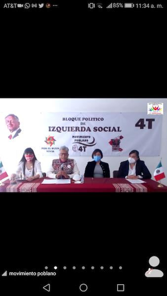 Rosa Márquez se destapa como precandidata a la alcaldía de Puebla