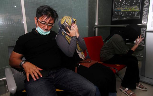 Avión indonesio con 60 personas a bordo se estrella en el mar después del despegue
