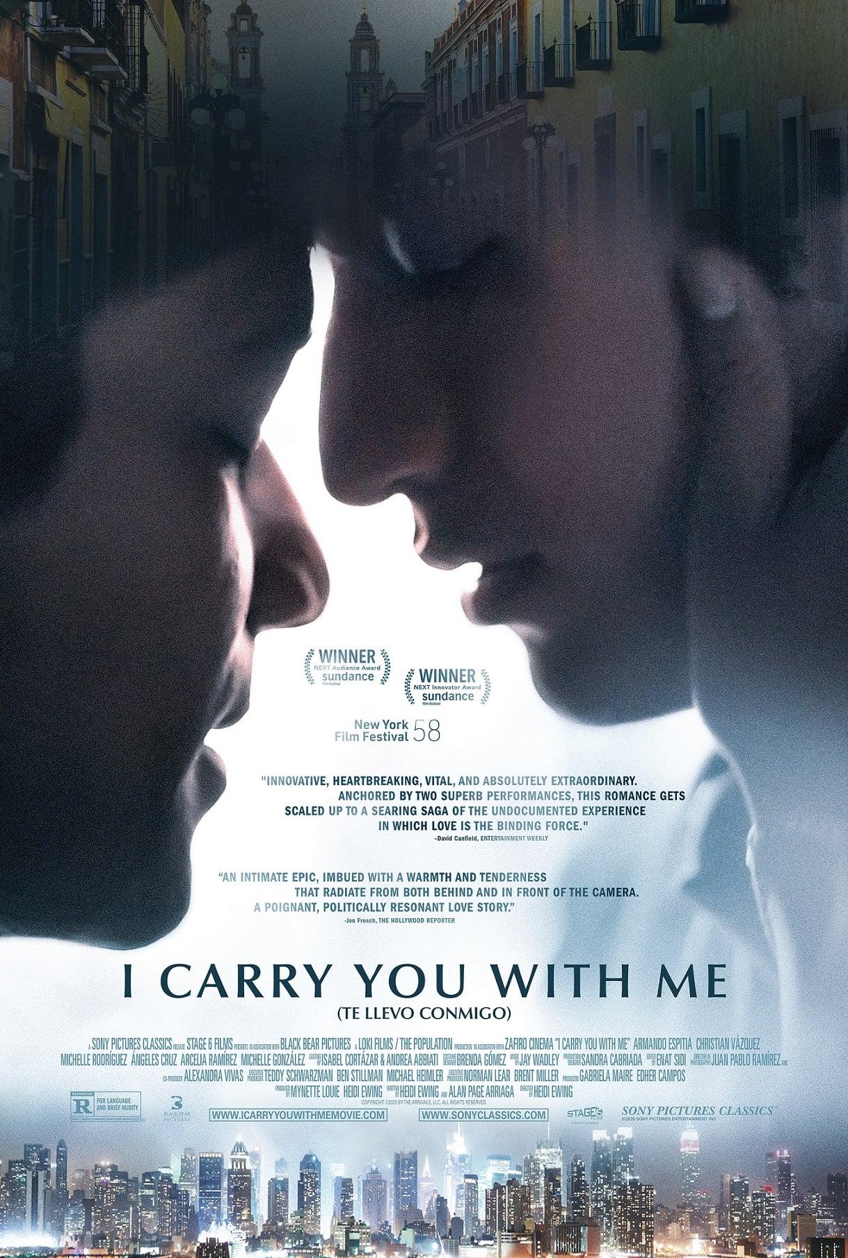"""La película """"Te llevo conmigo"""" de Heidi Ewing, sigue cosechando premios y nominaciones"""