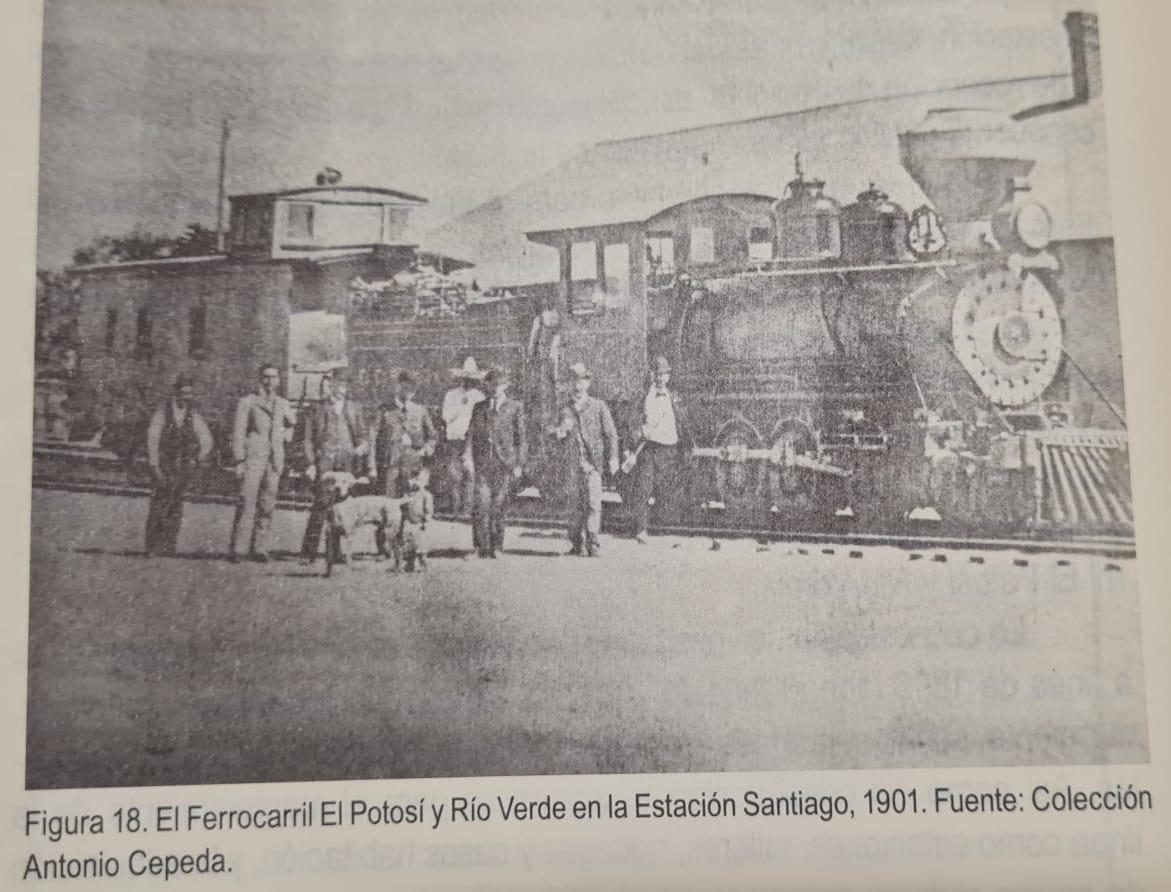 """""""El piojito"""" en el programa Estación en Casa del Museo del Ferrocarril"""