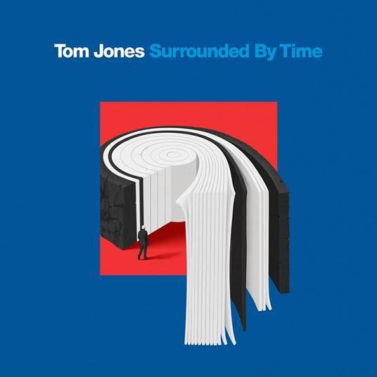 """""""Surrounded By Time"""": nuevo álbum de Tom Jones que lanzará el viernes 23 de abril"""