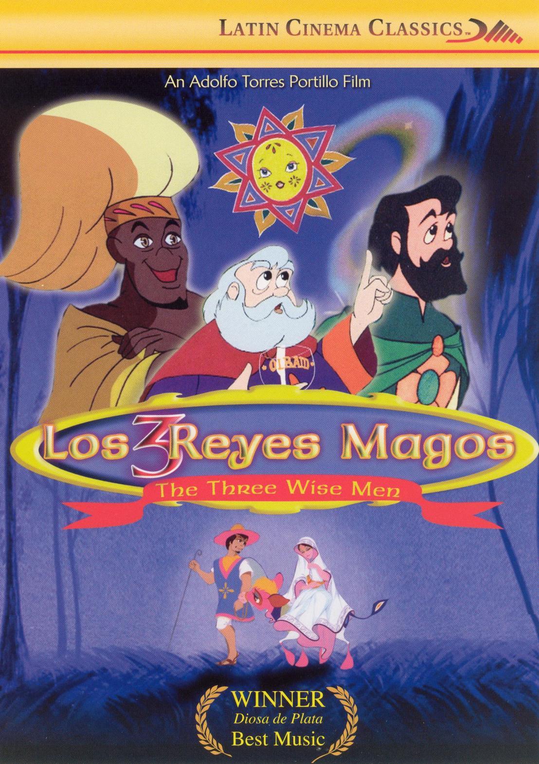 """""""Los 3 Reyes Magos"""": la primera película animada en el cine mexicano"""