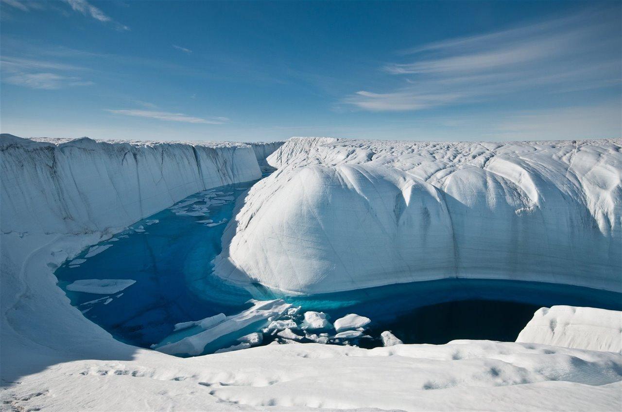 La pérdida de hielo global alcanza un nuevo récord