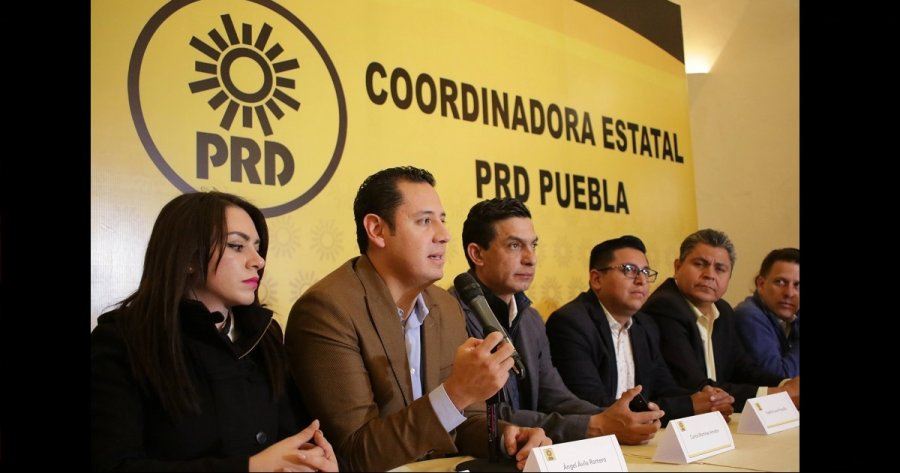 Lanza PRD convocatoria para sus diferentes candidaturas