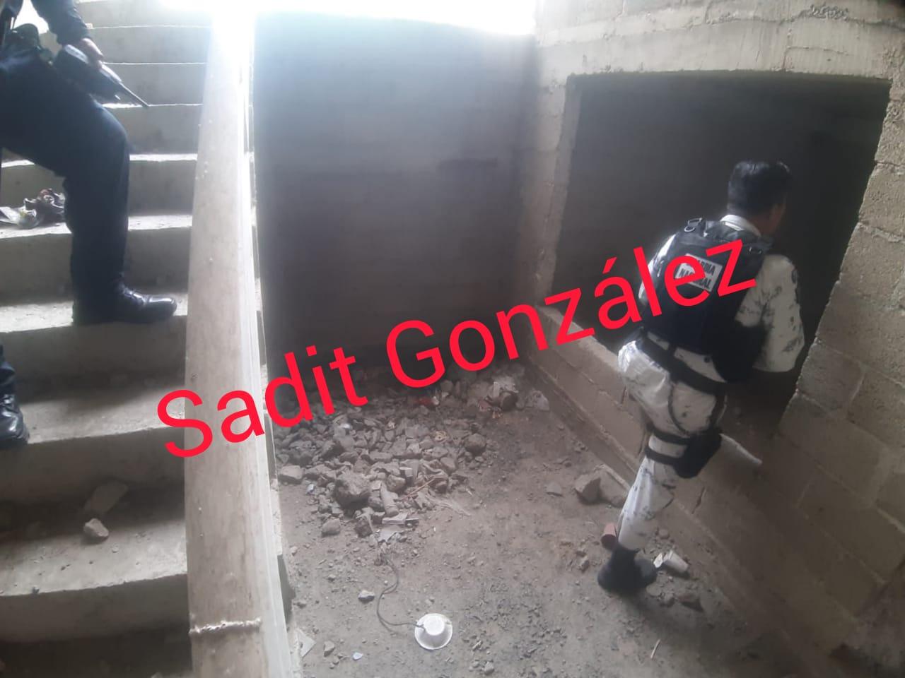 Hallan huachitunel en Tepatlaxco, San Martín Texmelucan