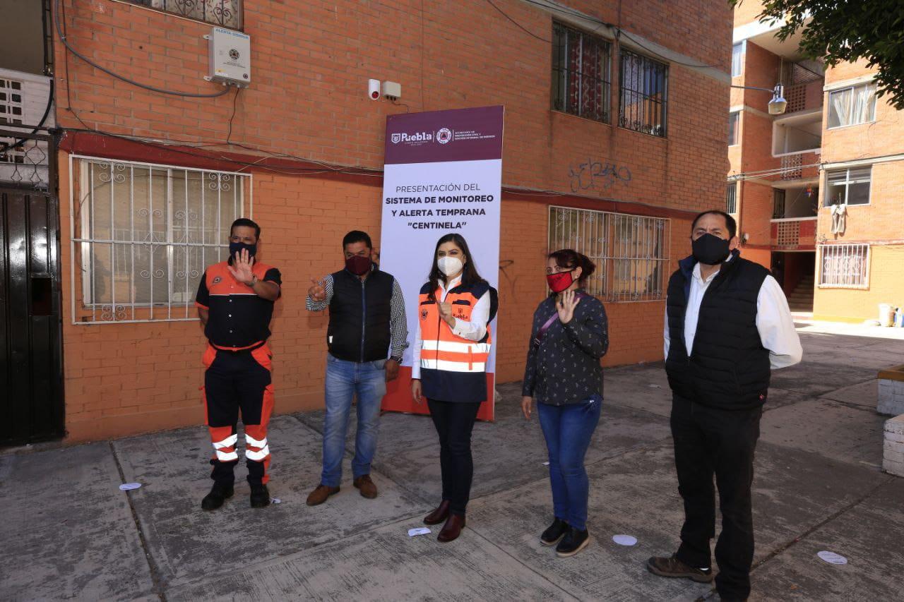 """Arranca Ayuntamiento de Puebla programa """"Centinela"""": sistema de monitoreo y alerta temprana"""