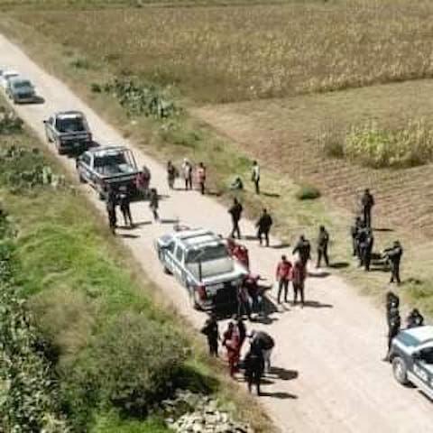 Frustran secuestro y capturan a  3 hombres en la carretera México – Tuxpan