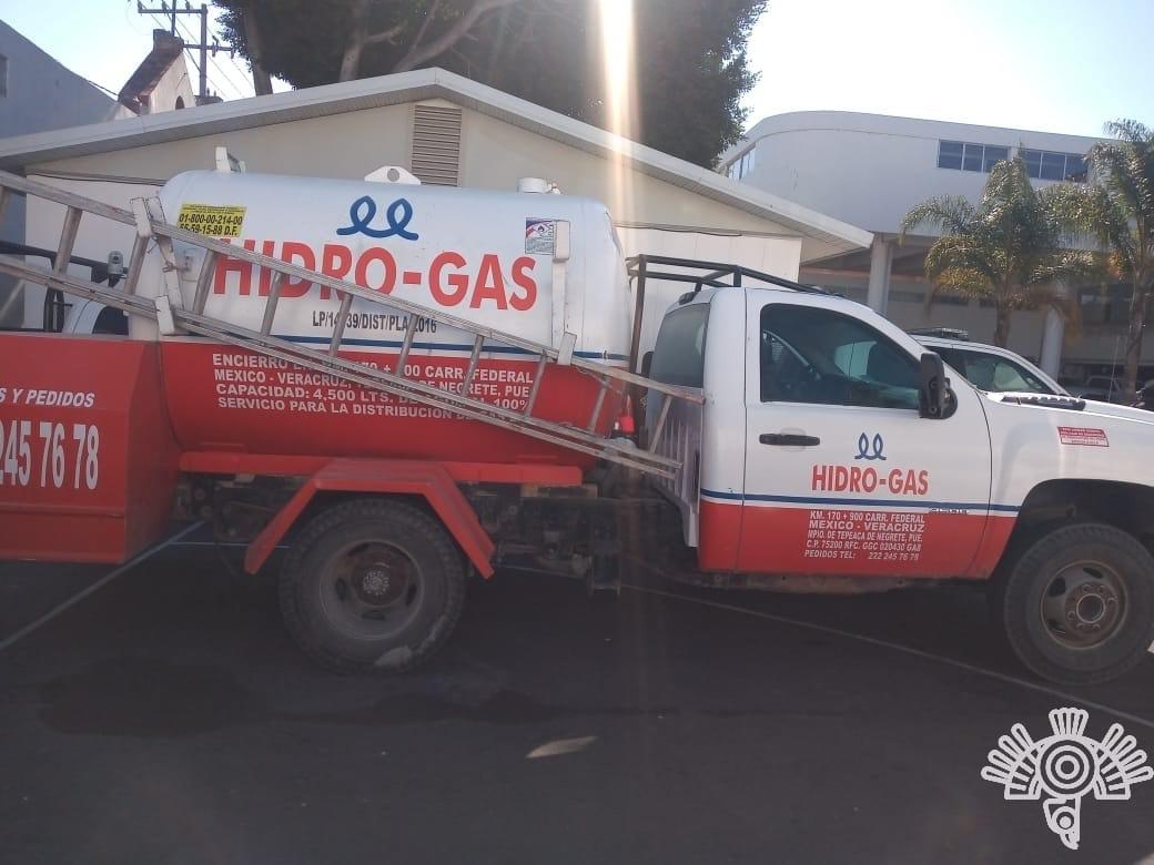 Detiene Policía Estatal a presunto vendedor de gas LP ilegal