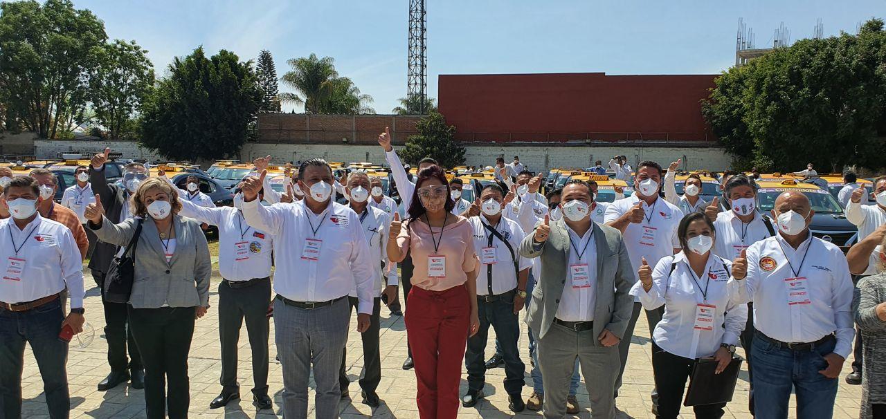 El MNT se fortalece en una sola red nacional para la defensa de sus derechos; hoy se integró Puebla y van 28 estados