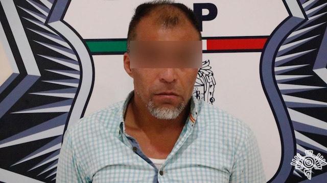 Presunto traficante de armas y droga capturado por la Policía Estatal