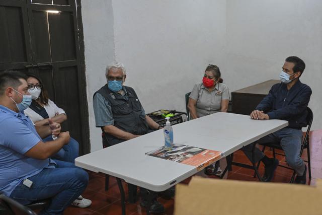 La BUAP refrenda su compromiso social con el país: Alfonso Esparza Ortiz
