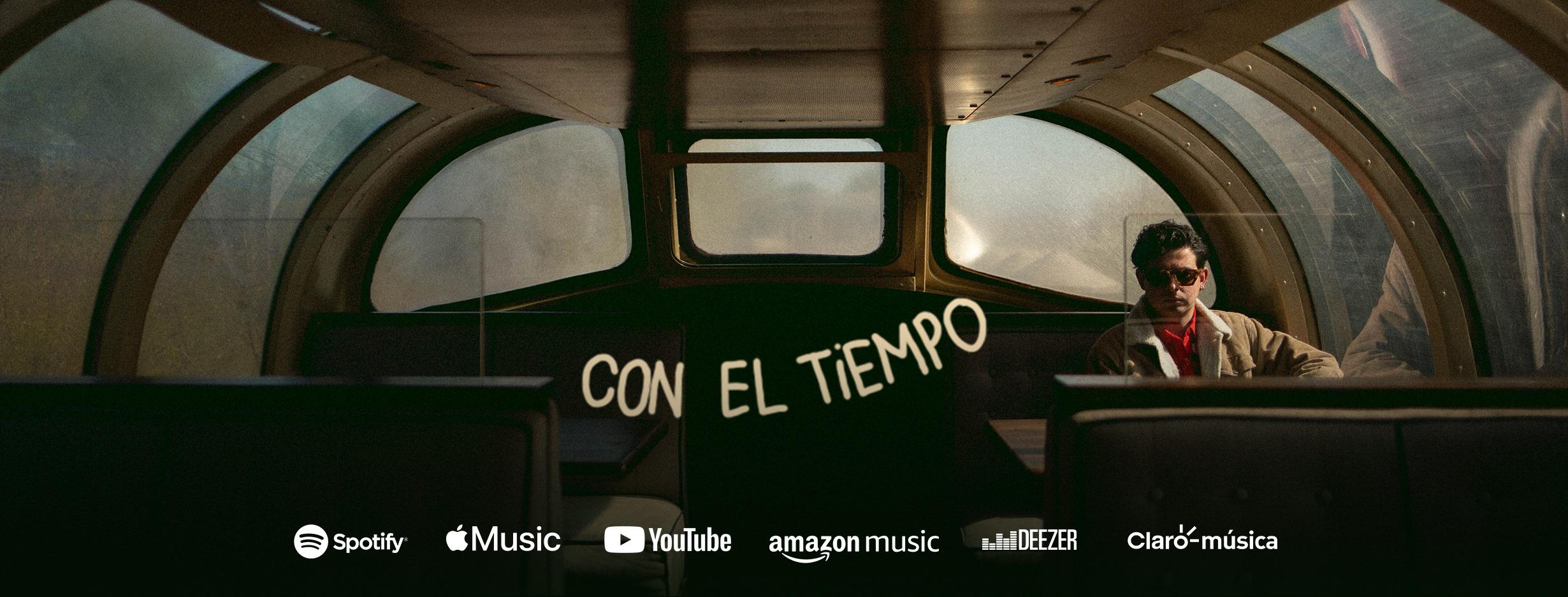 """""""Con el tiempo"""": nuevo sencillo de Charlie Rood"""