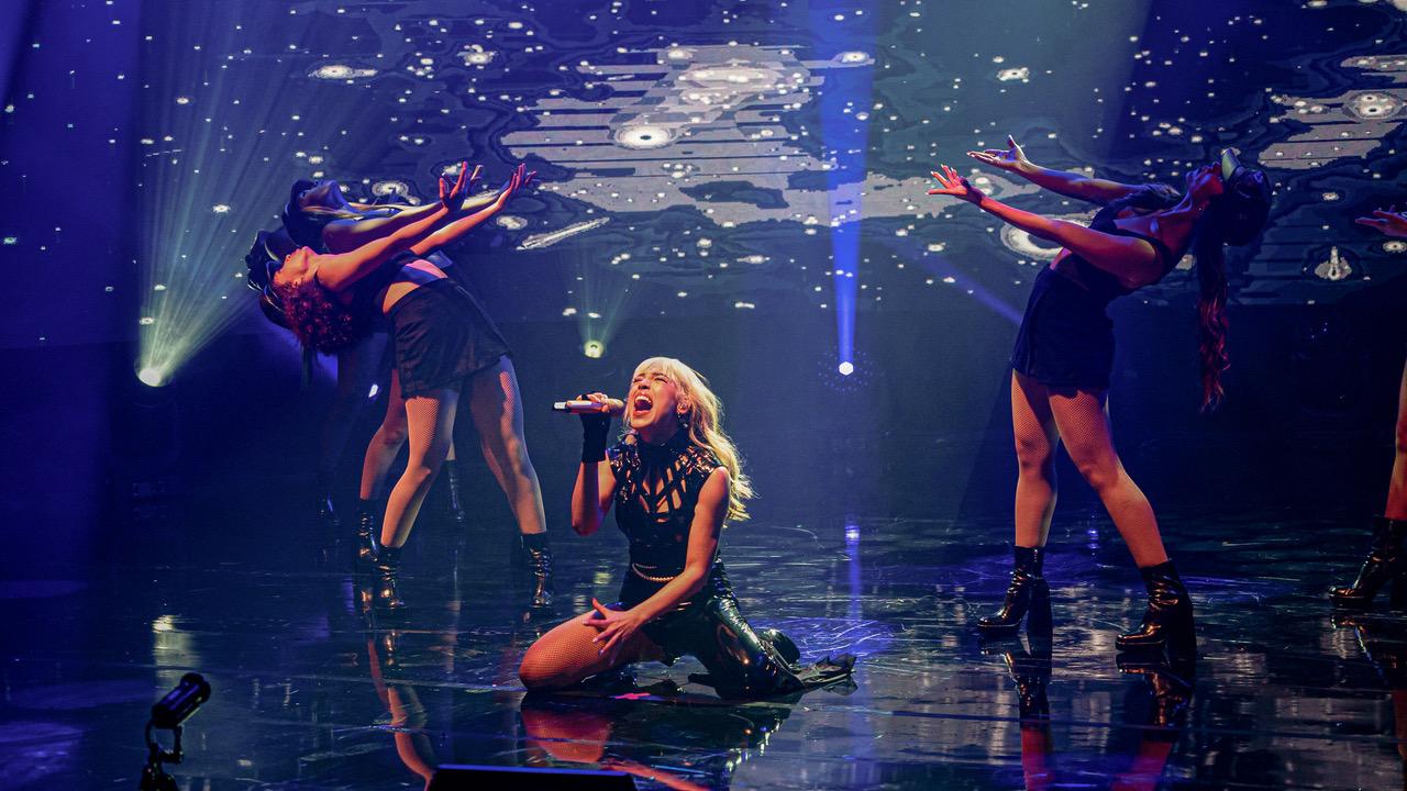 """El concierto virtual """"Danna Paola Worldwide Live Experience"""" fue un éxito mundial"""