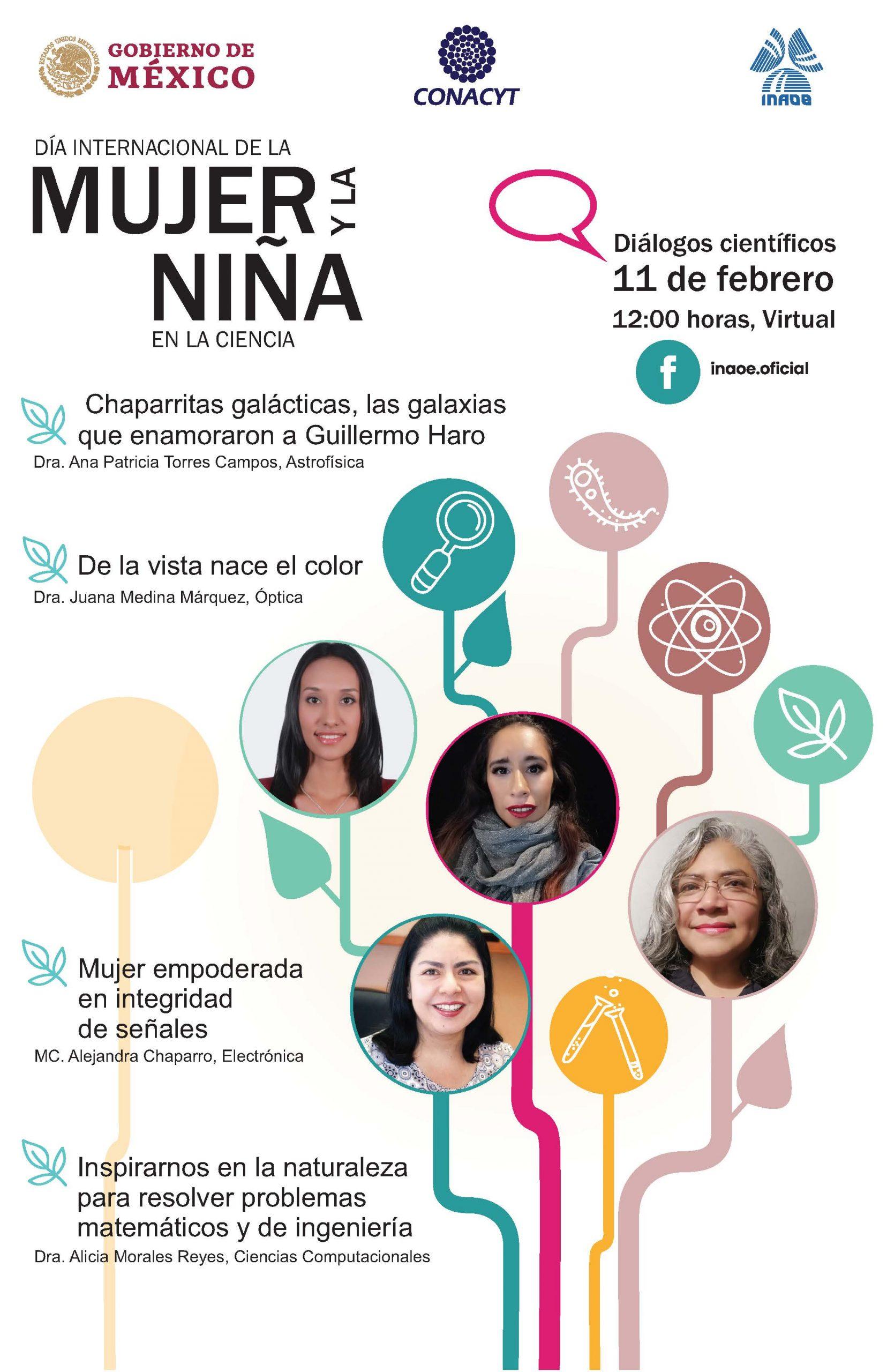 Con actividades en línea, el 11 de febrero se reconocerá el rol crítico de las mujeres y niñas en la ciencia y la tecnología