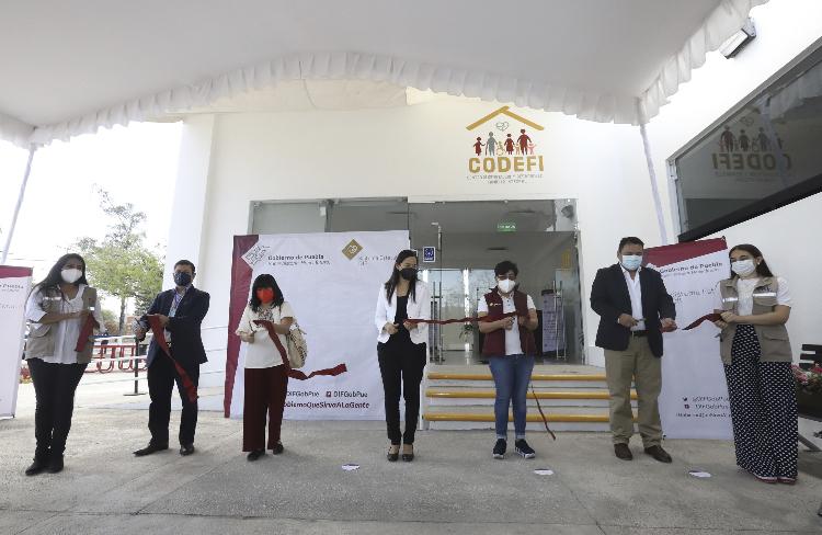 Con nuevo Centro de Orientación, SEDIF acerca servicios y fortalece núcleo familiar en Tehuacán