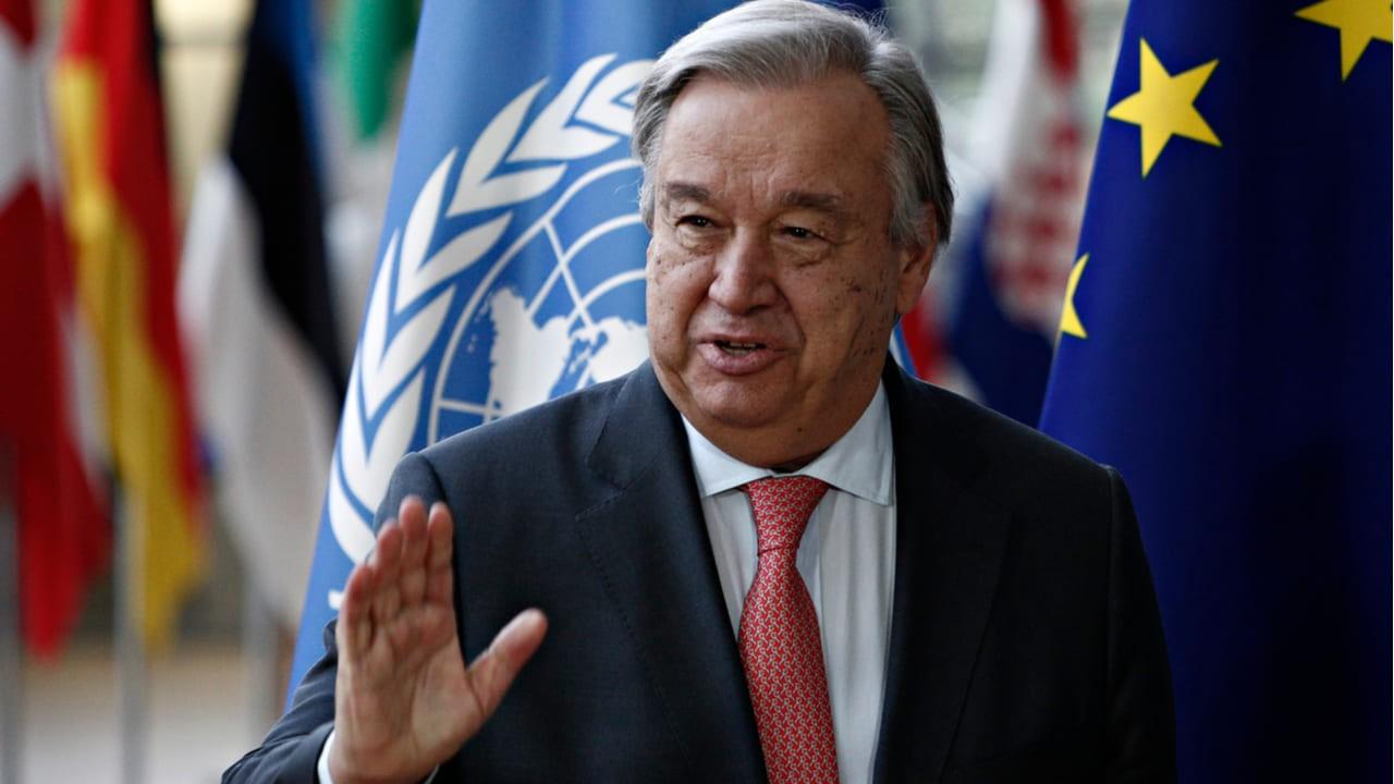 """Guterres avisa: """"Estamos muy lejos de alcanzar los Objetivos de Desarrollo Sostenible para 2030"""""""