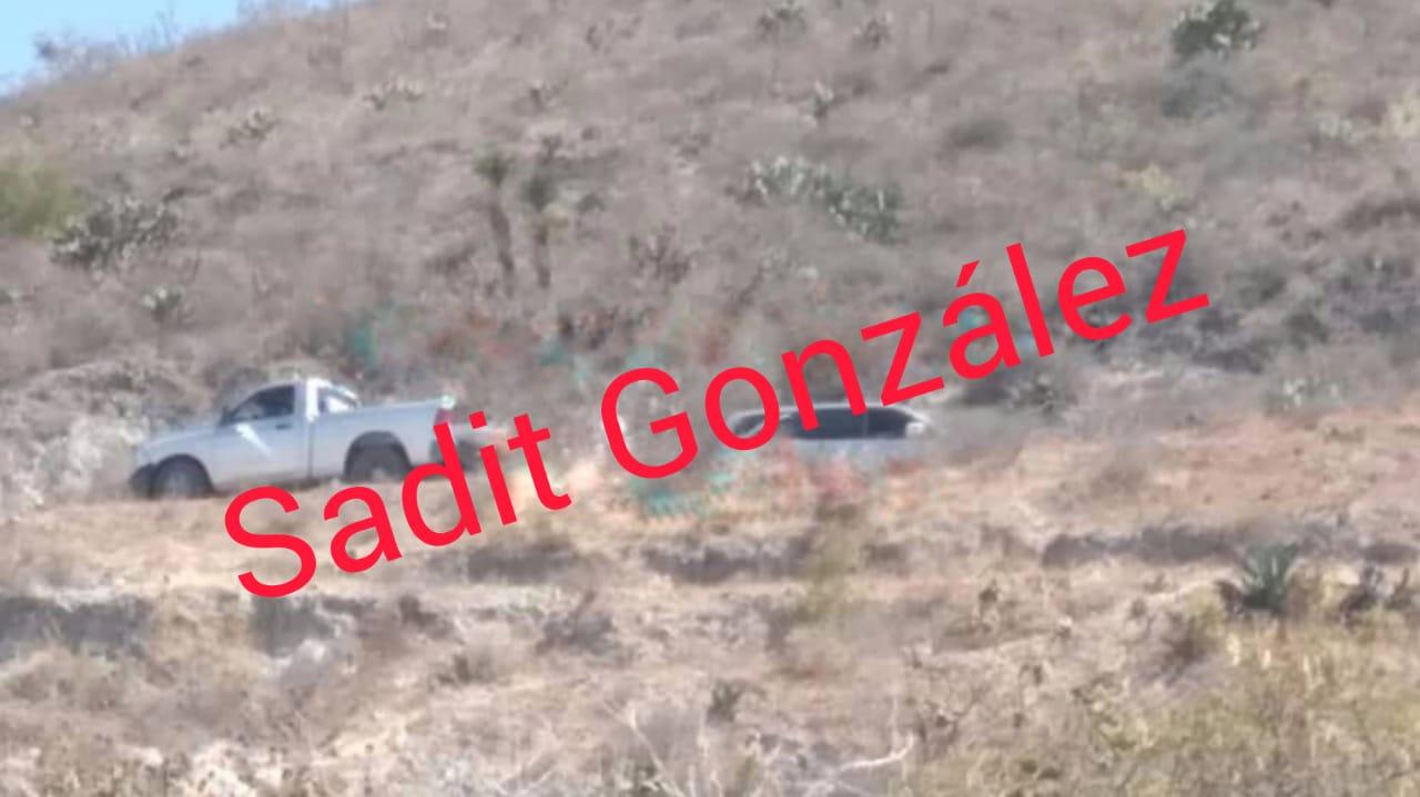 En pleno día naranja, tiran el cuerpo de una mujer en zona agreste de Tecamachalco