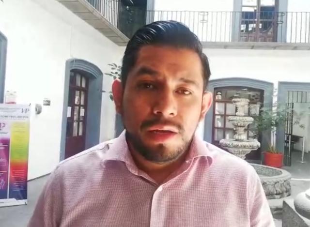 Edson Cortés solicitará licencia el 5 de marzo