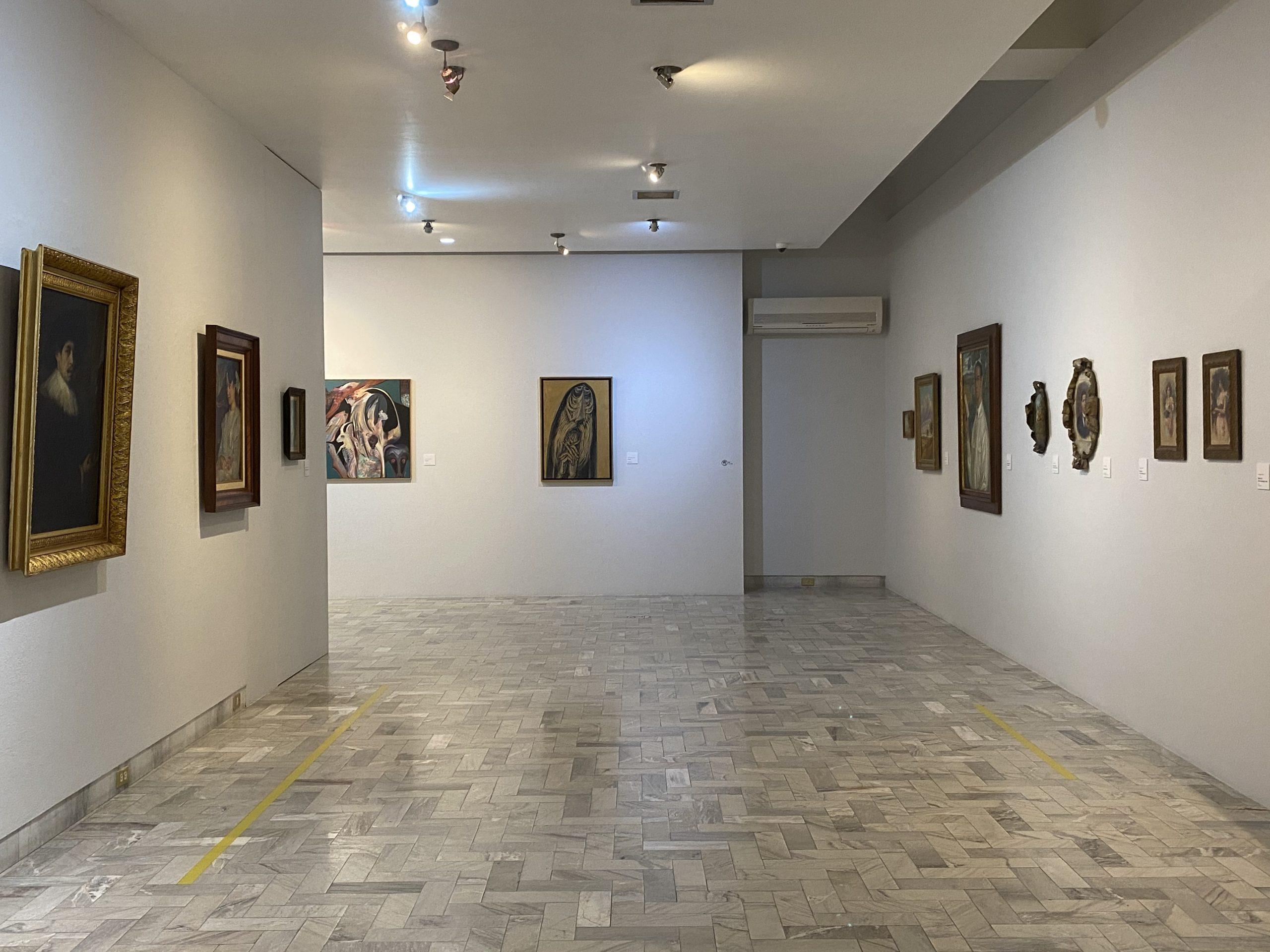 El Museo Francisco Cossío durante febrero